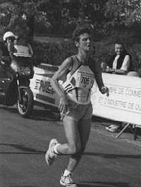 Côte d'Or Marathon 2000 - The winner (female)